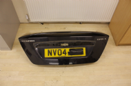 GENUINE FORD MONDEO MK3 SALOON TAILGATE BOOT LID SPOILER PANTHER BLACK 2000-2007